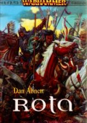 Okładka książki Rota