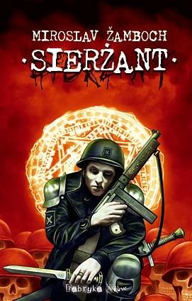 Okładka książki Sierżant