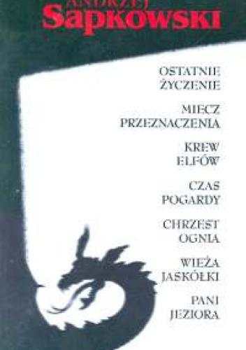 Okładka książki Wiedźmin