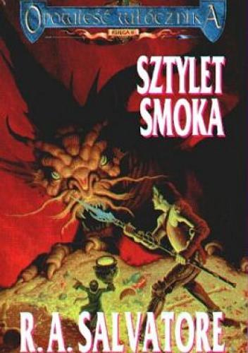 Okładka książki Sztylet smoka