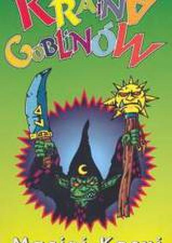 Okładka książki Kraina goblinów