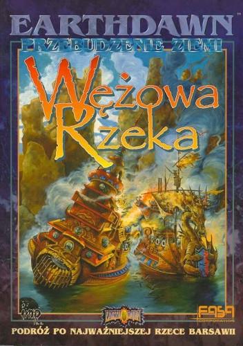 Okładka książki Wężowa rzeka