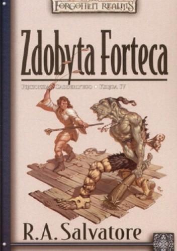 Okładka książki Zdobyta Forteca