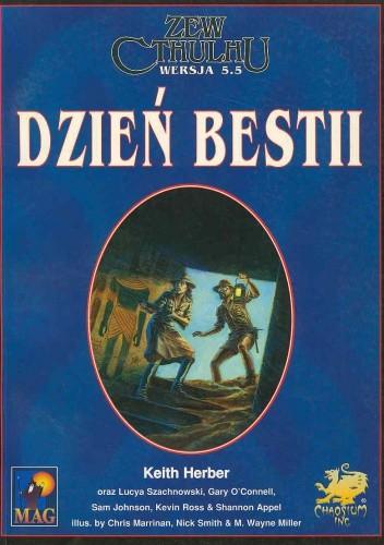 Okładka książki Dzień Bestii