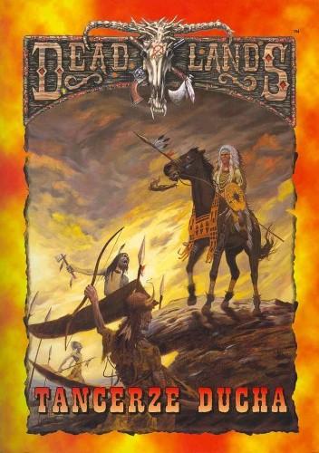 Okładka książki Deadlands. Tancerze ducha
