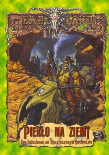 Okładka książki Piekło na Ziemi