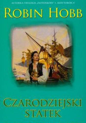 Okładka książki Czarodziejski statek cz.1