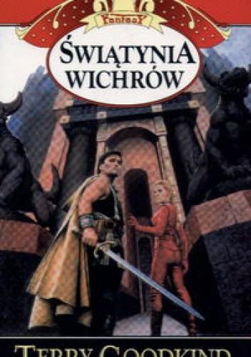 Okładka książki Świątynia Wichrów