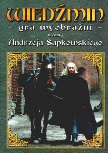 Okładka książki Wiedźmin: gra wyobraźni