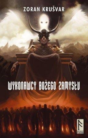 Okładka książki Wykonawcy Bożego zamysłu