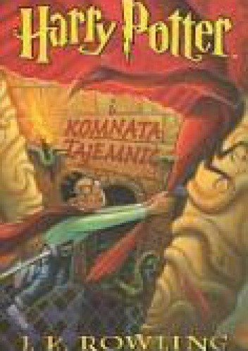 Okładka książki Harry Potter i Komnata Tajemnic