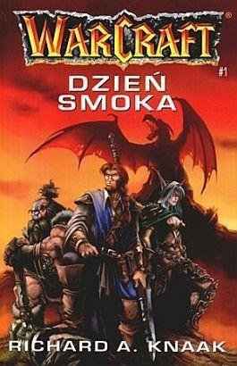 Okładka książki Warcraft: Dzień Smoka