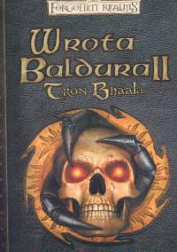 Okładka książki Tron Bhaala