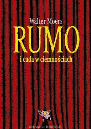 Okładka książki Rumo i cuda w ciemnościach