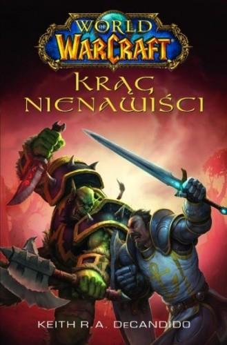 Okładka książki World od Warcraft: Krąg Nienawiści