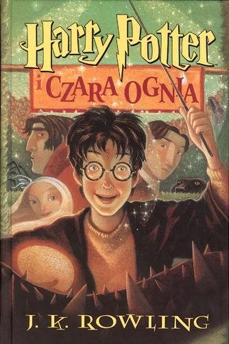 Harry Potter i Czara Ognia - Joanne Kathleen Rowling