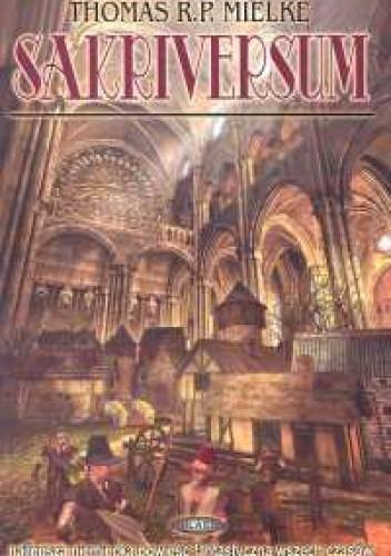 Okładka książki Sakriversum