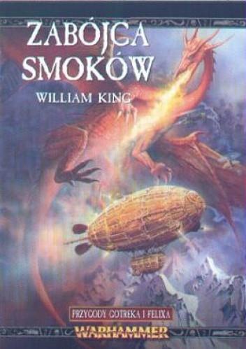 Okładka książki Zabójca smoków