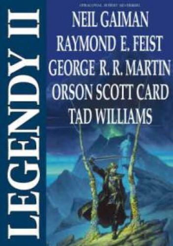 Okładka książki Legendy II
