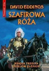 Okładka książki Szafirowa róża