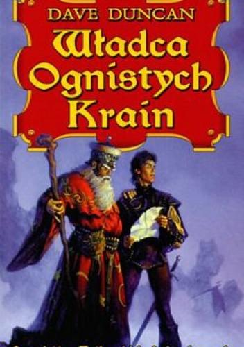 Okładka książki Władca ognistych krain
