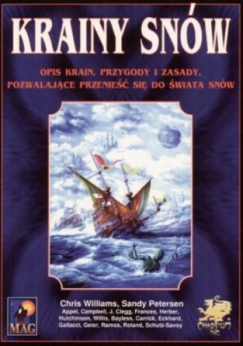 Okładka książki Krainy Snów