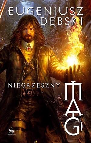 Okładka książki Niegrzeszny mag