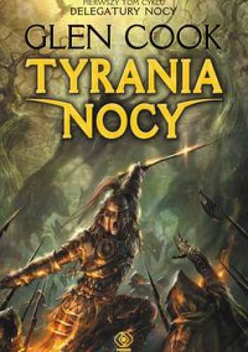 Okładka książki Tyrania Nocy