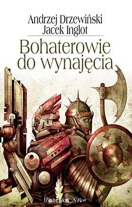 Okładka książki Bohaterowie do wynajęcia