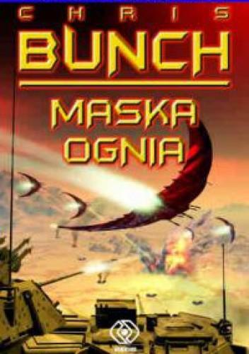 Okładka książki Maska ognia