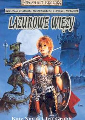 Okładka książki Lazurowe więzy
