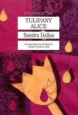 Okładka książki Tulipany Alice