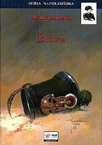 Okładka książki Bitwa