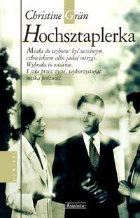 Okładka książki Hochsztaplerka