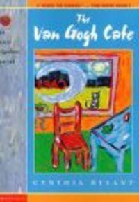 Okładka książki Van Gogh Cafe