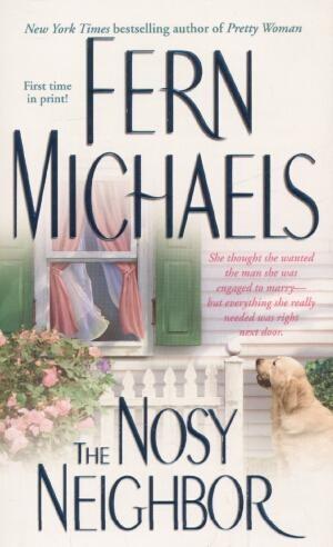 Okładka książki The Nosy Neighbor