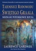 Okładka książki Tajemnice rodowodu Świętego Graala