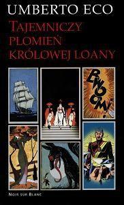 Okładka książki Tajemniczy płomień królowej Loany