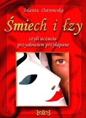 Okładka książki śmiech i łzy
