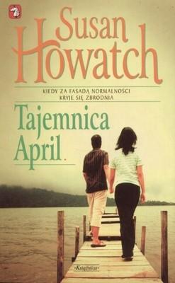 Okładka książki Tajemnica April