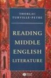 Okładka książki Middle English Literature