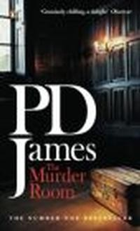Okładka książki Murder Room