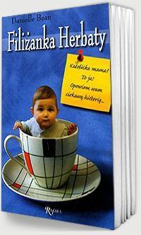 Okładka książki Filiżanka Herbaty