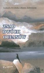 Okładka książki znad dwóch oceanów