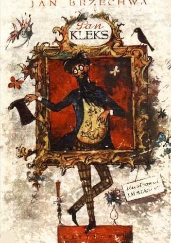 Okładka książki Pan Kleks