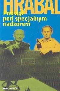 Okładka książki Pociągi pod specjalnym nadzorem
