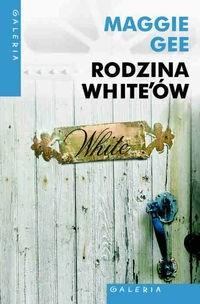 Okładka książki Rodzina White'ów