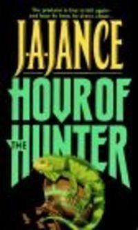 Okładka książki Hour of hunter