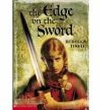 Okładka książki Edge on the sword