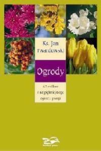 Okładka książki Ogrody